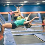 Sky Zone Boston Facility Image