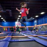 Sky Zone Boston Heights Facility Image