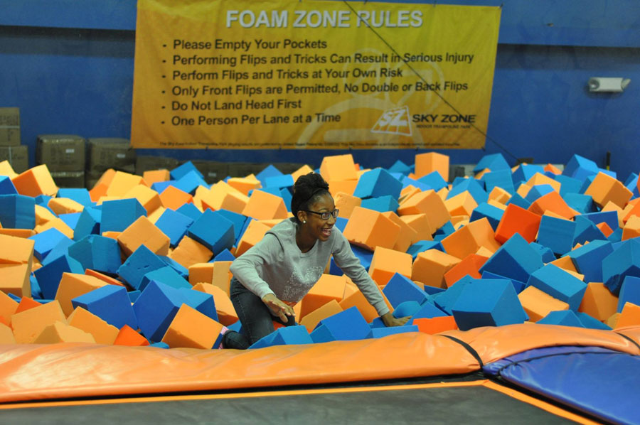 Sky Zone Danvers Facility Image