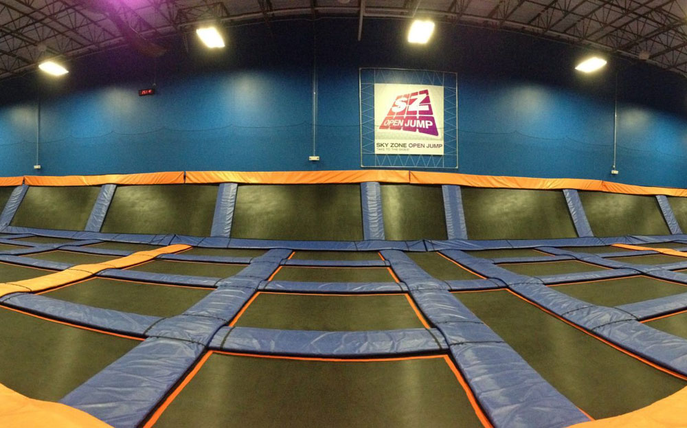 Sky Zone Des Moines Facility Image