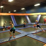 Sky Zone Edmond Facility Image