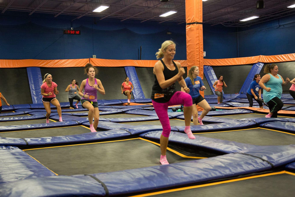 Sky Zone Evansville Facility Image