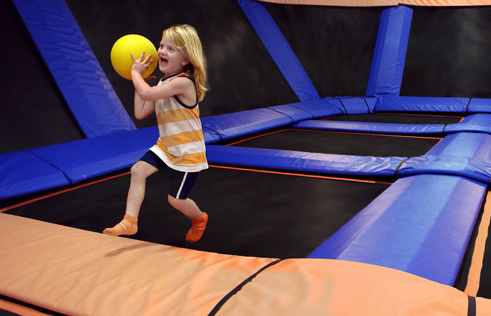 Sky Zone Fishers Facility Image