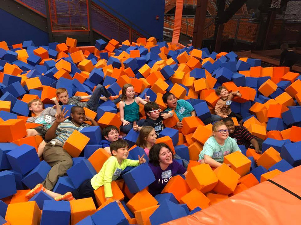 Sky Zone Florence Facility Image