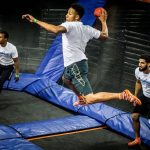 Sky Zone Greenfield Facility Image