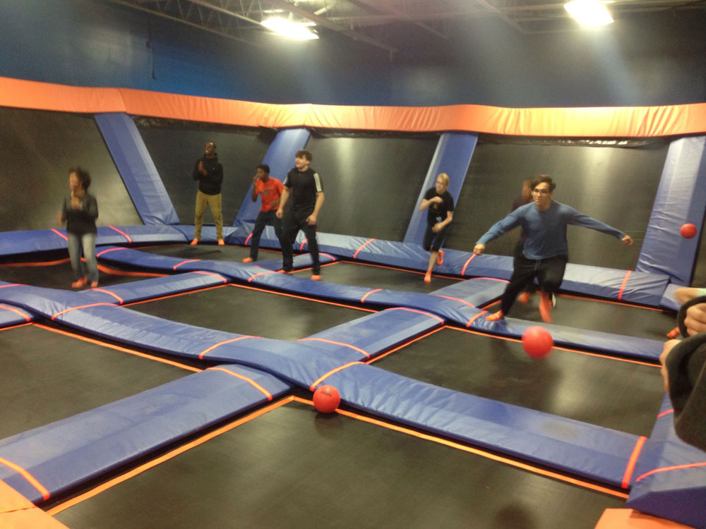 Sky Zone Hoover Facility Image