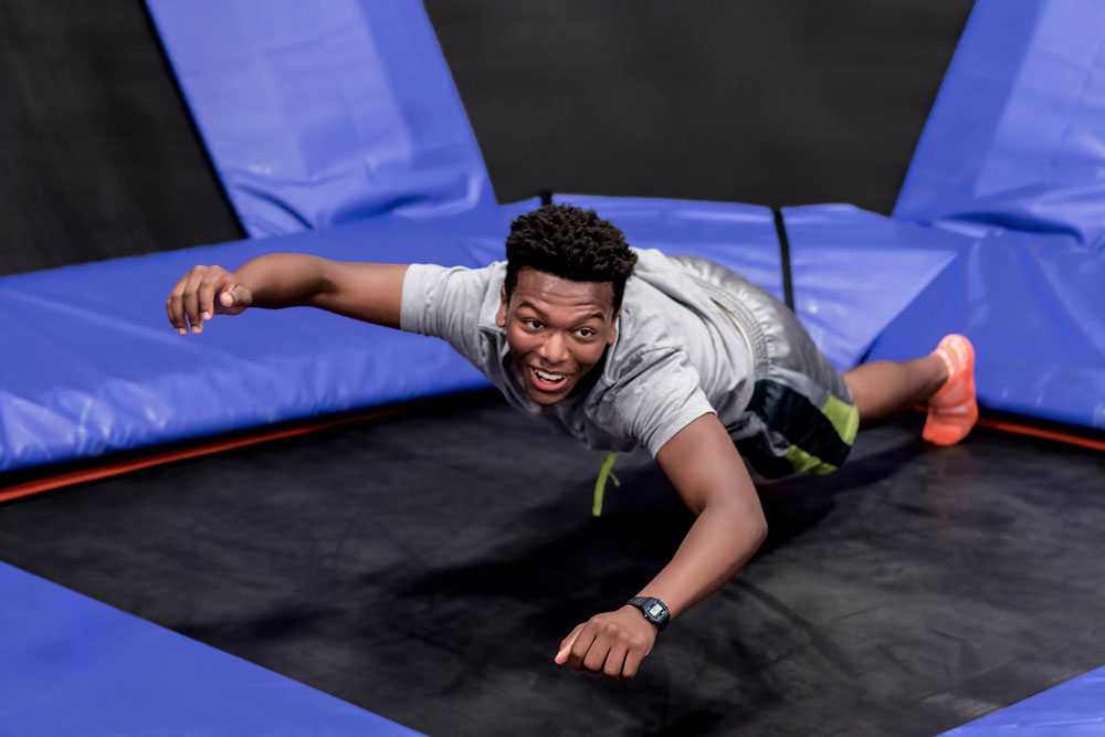 Sky Zone Lexington Facility Image