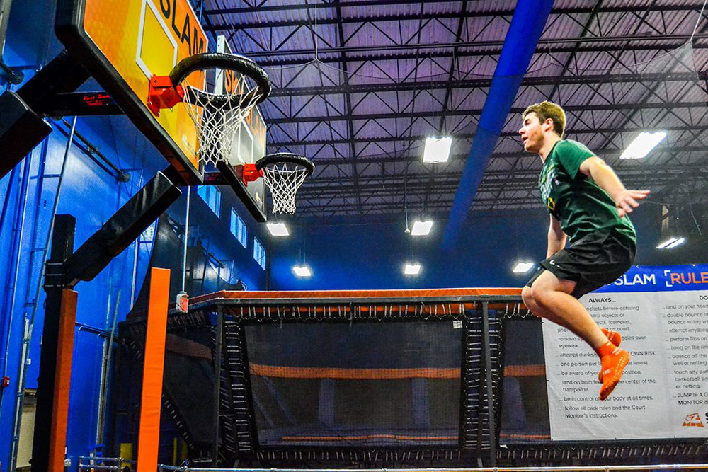 Sky Zone Macon Facility Image