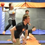 Sky Zone Manchester Facility Image