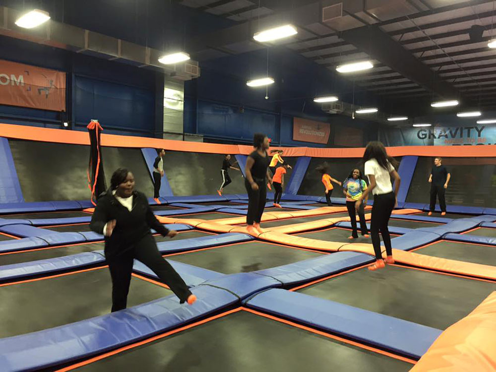 Sky Zone McDonough Facility Image