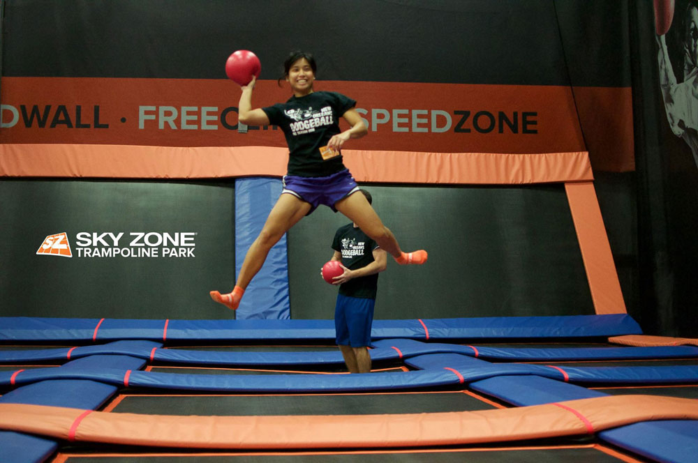 Sky Zone Metairie Facility Image
