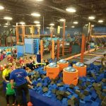 Sky Zone Milwaukee Facility Image