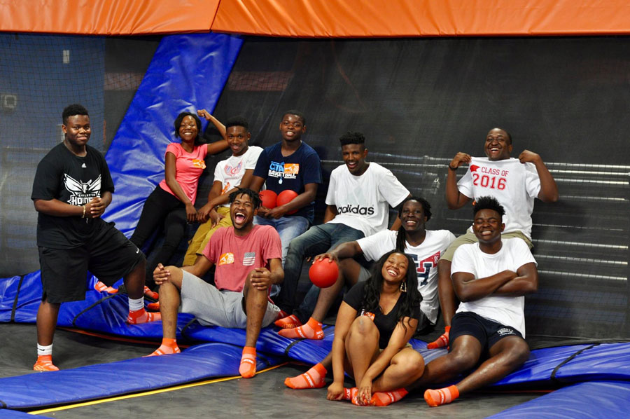 Sky Zone Monroeville Facility Image