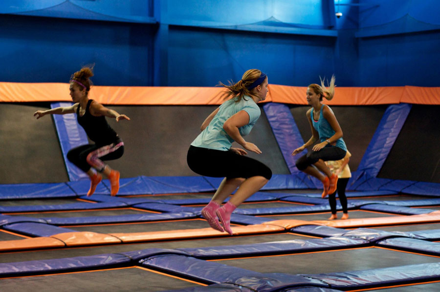 Sky Zone New Rochelle Facility Image