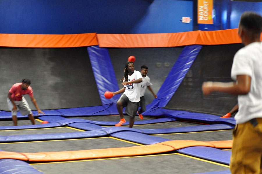 Sky Zone Pittston Facility Image