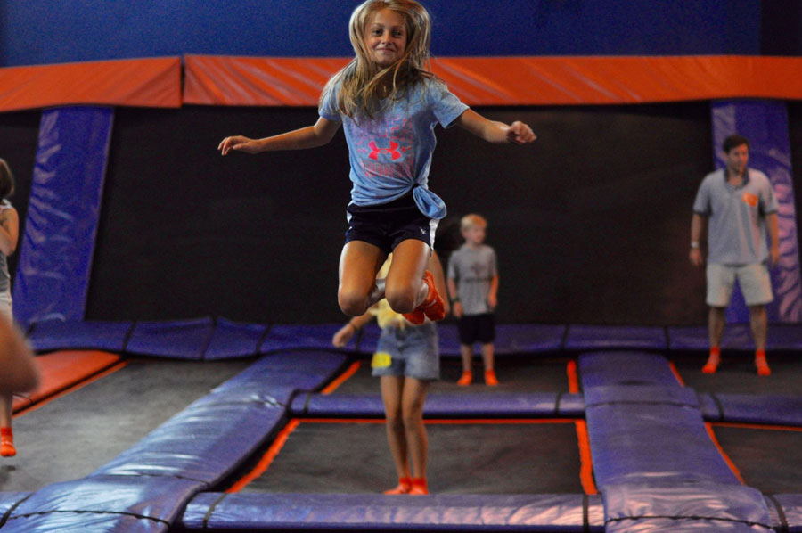 Sky Zone Richmond Facility Image