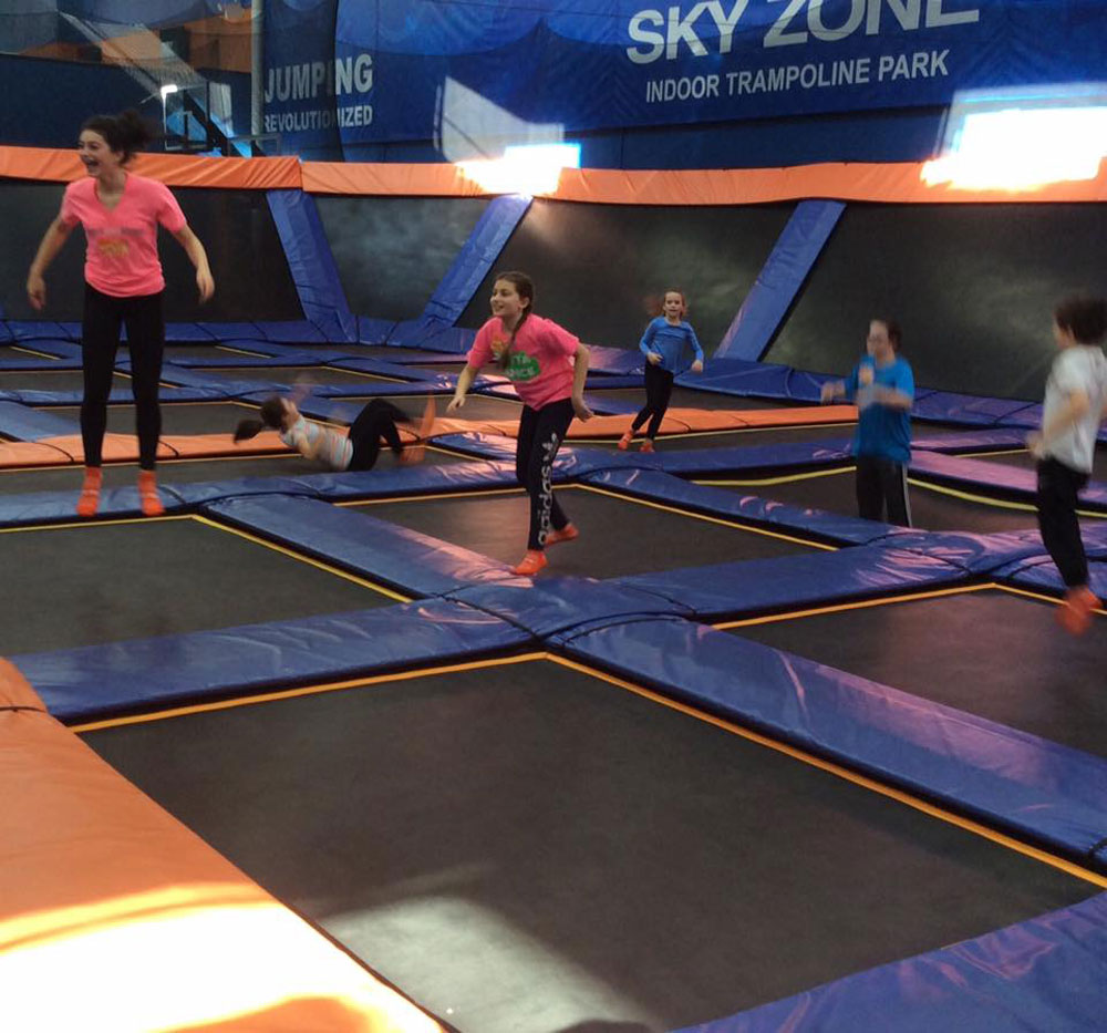 Sky Zone Shelby Township Facility Image