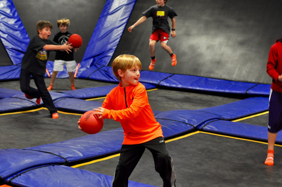 Sky Zone Space Coast Facility Image