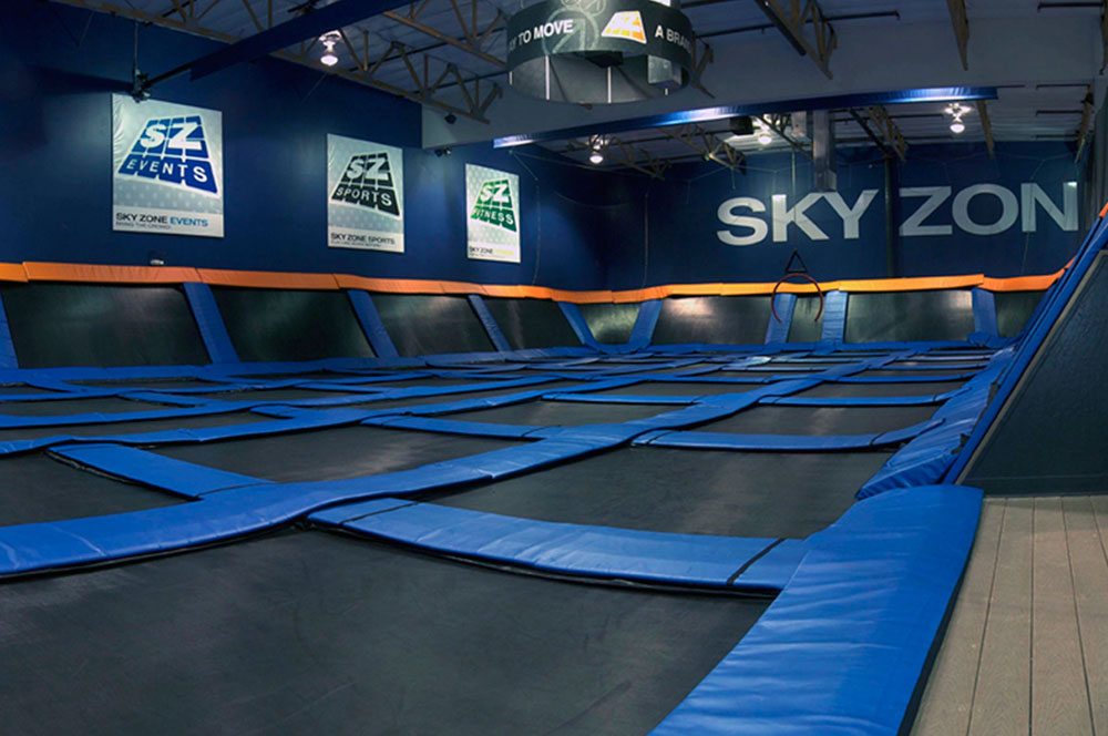 Sky Zone Vancouver Facility Image
