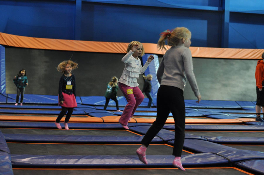 Sky Zone Virginia Beach Facility Image