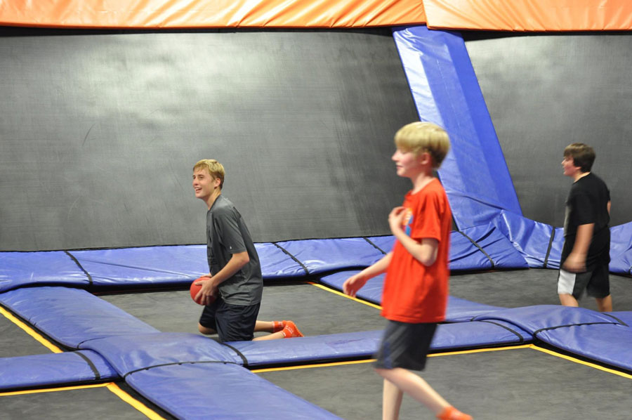 Sky Zone Wallingford Facility Image