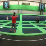 Skymax Trampoline Arena Facility Image