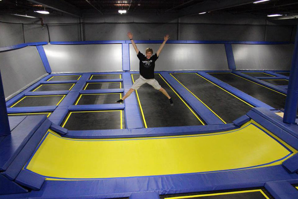Springs Trampoline Park Facility Image