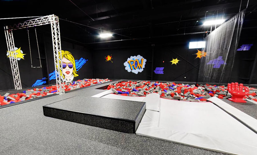Superfly Extreme Air Sports Facility Image