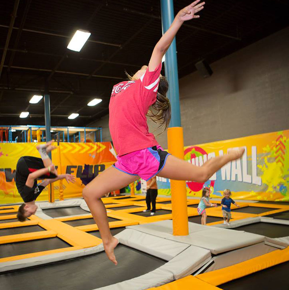 Urban Air Trampoline Park - Amarillo