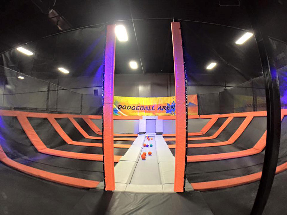 Urban Air Trampoline Park - Bedford
