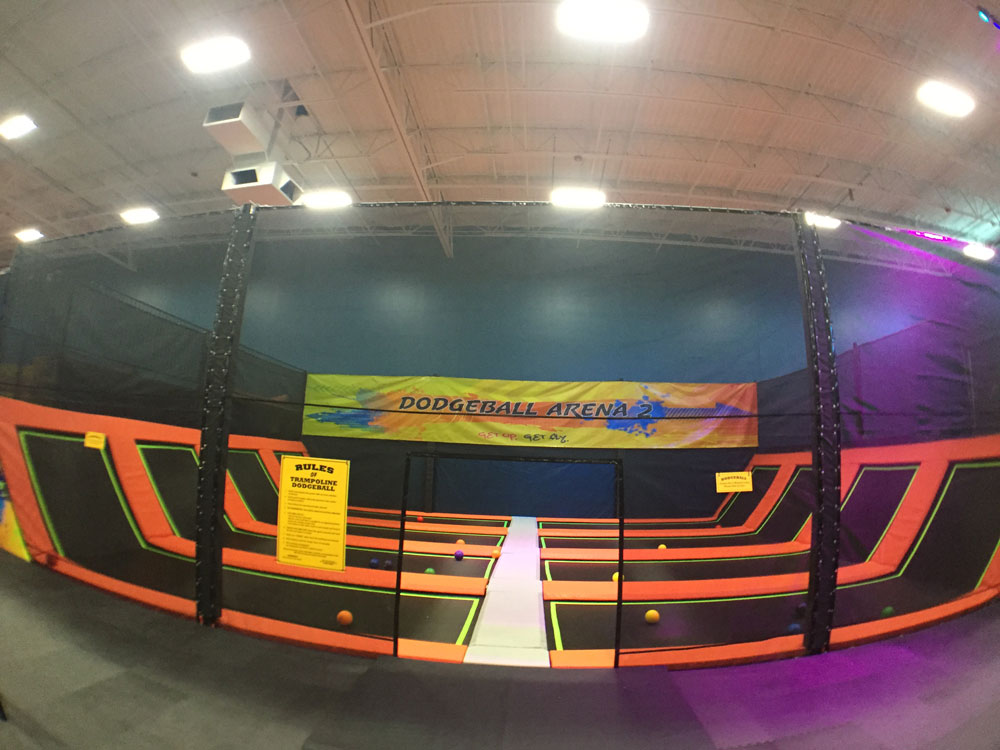 Urban Air Trampoline Park - Fort Worth (South)