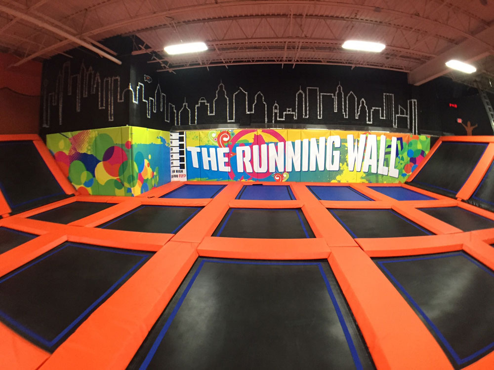 Urban Air Trampoline Park - Homewood