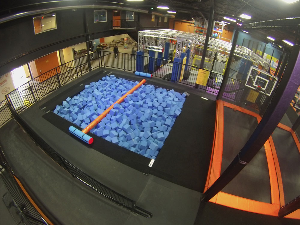 Urban Air Trampoline Park - Hanford