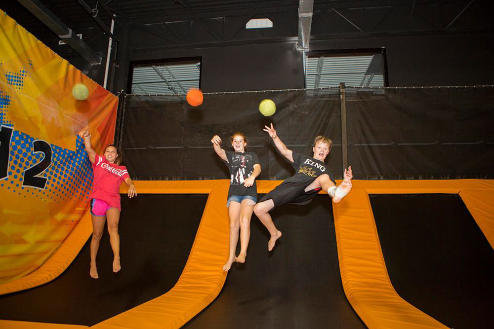 Urban Air Trampoline Park - Katy