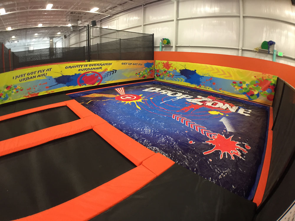 Urban Air Trampoline Park - Killeen