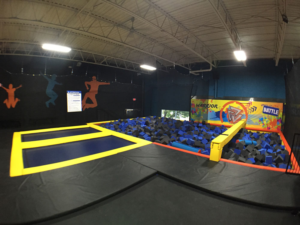 Urban Air Trampoline Park - Lincoln