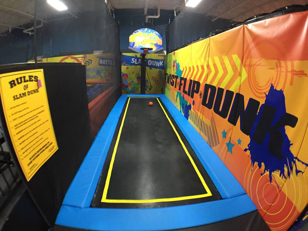 Urban Air Trampoline Park - Middletown