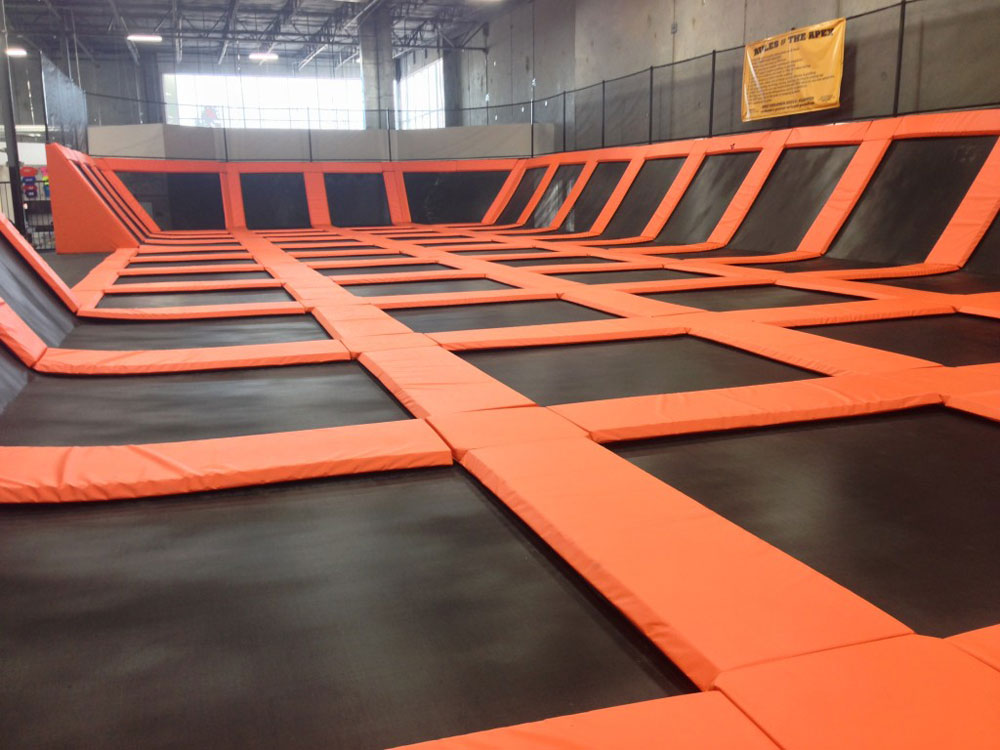 Urban Air Trampoline Park Milltown Nj Action Park Source