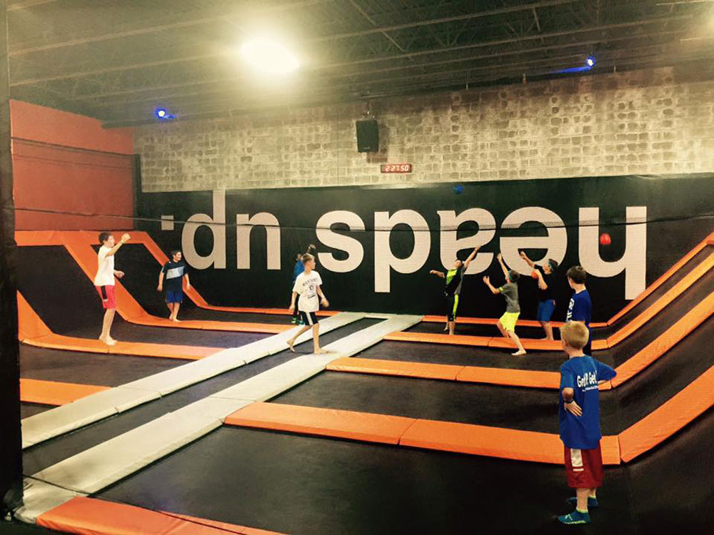 Urban Air Trampoline Park - Oklahoma City