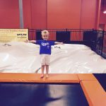 Urban Air Trampoline Park - Orange