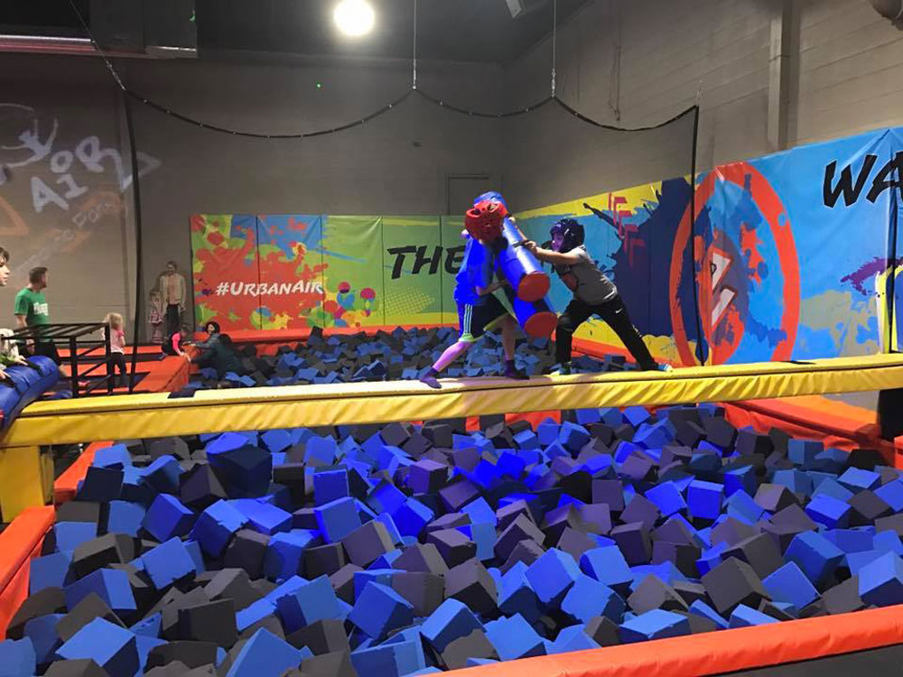 Urban Air Trampoline Park - Oxford