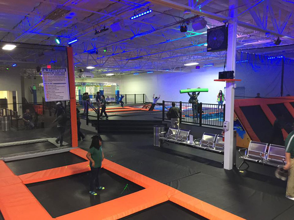 Urban Air Trampoline Park - Royersford