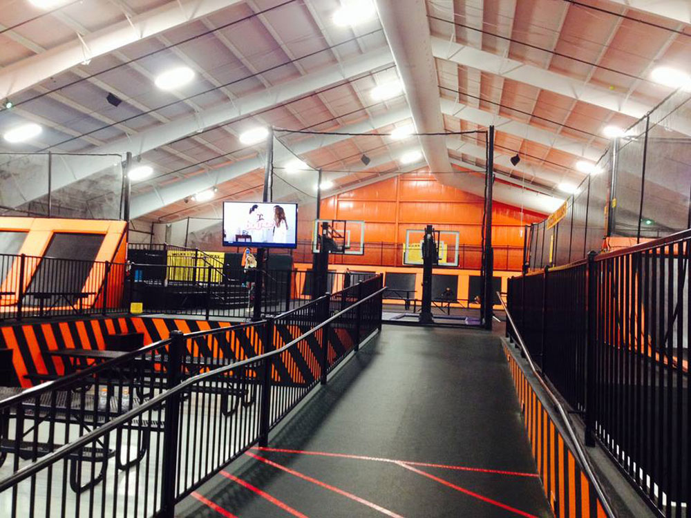 Urban Air Trampoline Park - Wichita Falls