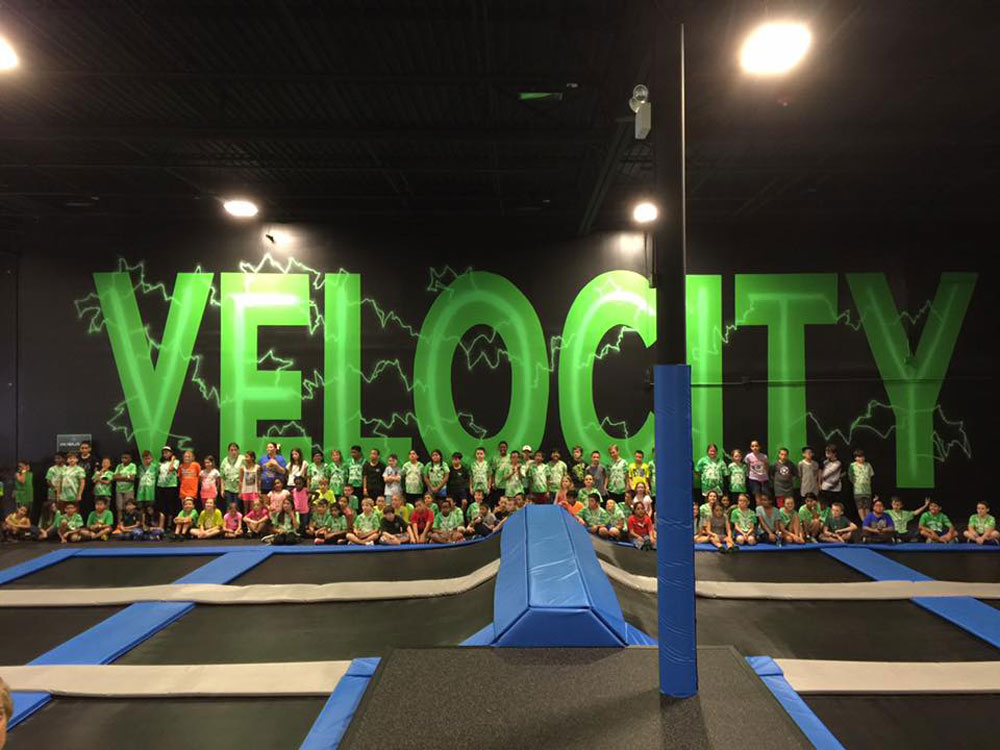 Velocity Air Sports - Jacksonville Facility Image