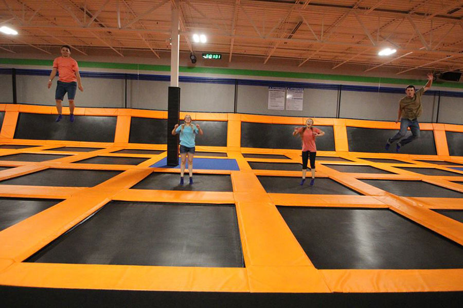 Vertical Jump Park - Erie