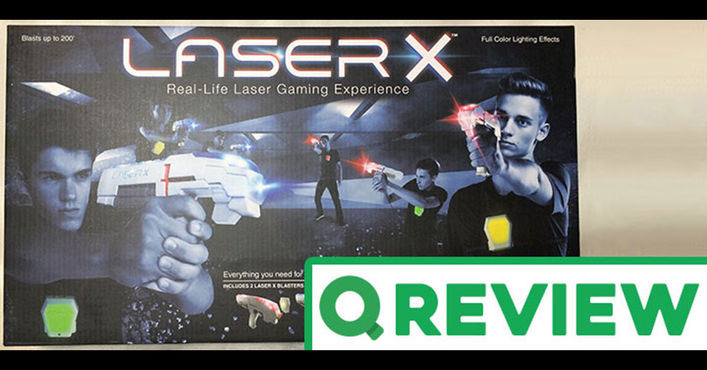 Laser X Two Player Q Review