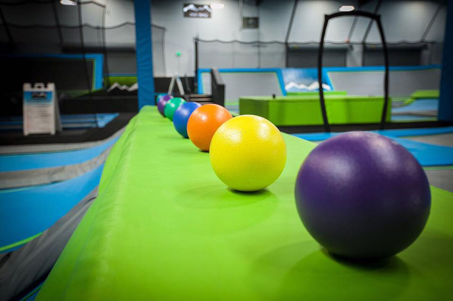 Mountain Air Trampoline Park Facility Image
