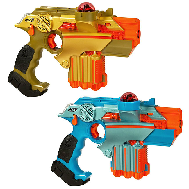 Nerf Two Player Laser Tag Battle System