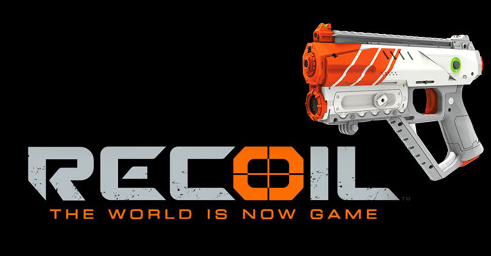 Recoil Game Header