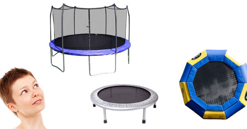 Trampoline Buyers Guide Cover